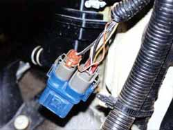 Relay on Nissan 300zx Wiring Harness